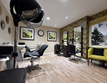 hairdressers fernleigh greensquare