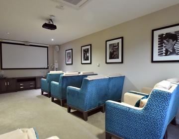 Cinema Room Fernleigh