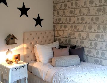 new single bedroom