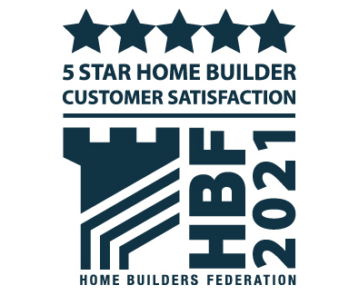HBF five-star home builder
